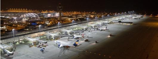 Update Munich Airport